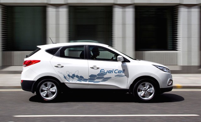 HYUNDAI成為第一家在加拿大推出氫燃料電池車的汽車品牌