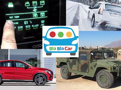 美國軍用悍馬車大拍賣、觸控螢幕30年前就有!付費共乘安全嗎?