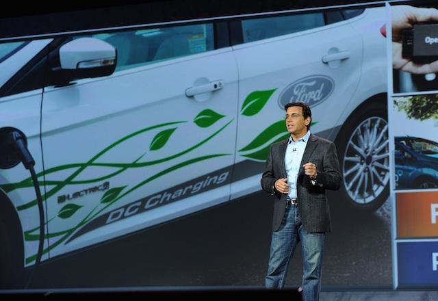 2015國際消費電子展:福特透過全球25項革命性實驗改變世界移動方式