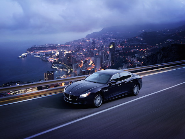 Maserati Quattroporte 330HP版本正式上市