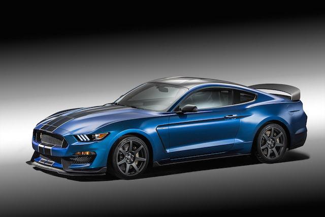 Ford GT超級跑車震撼2015年北美車展!