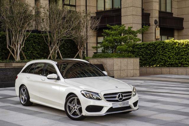 Mercedes-Benz C-Class Estate上市!分享成就起點、開拓無盡可能