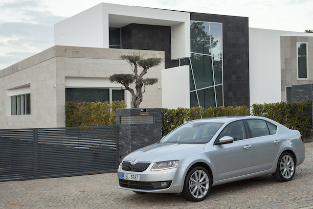 Škoda Octavia 蟬聯德國auto motor und sport讀者票選2015最佳進口車頭銜