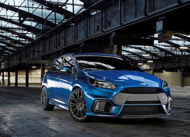 Ford All New Focus RS再創車壇鋼砲經典