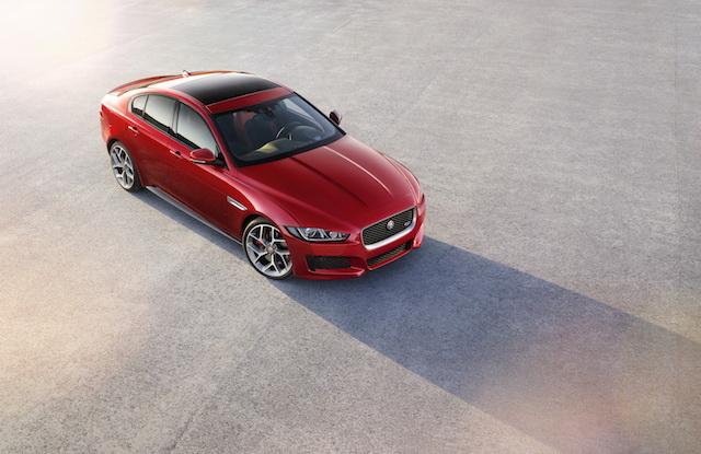 Jaguar XE獲法國國際汽車節票選為「2014年度最美車款」