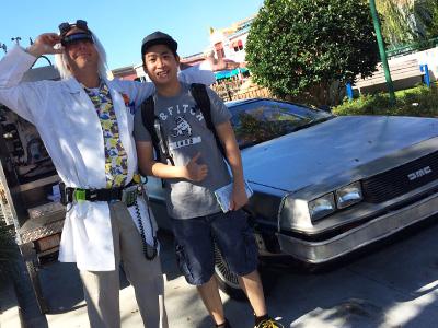 美國佛羅里達:迪士尼世界、及環球影城特輯