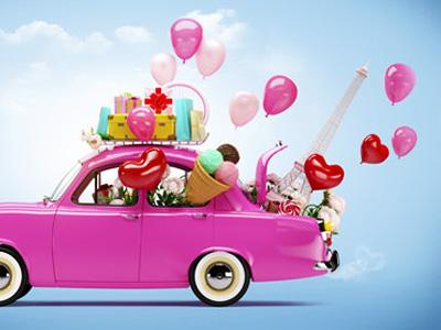 情人節該送什麼給【愛車】的另一半?絕對不會是鮮花跟巧克力!