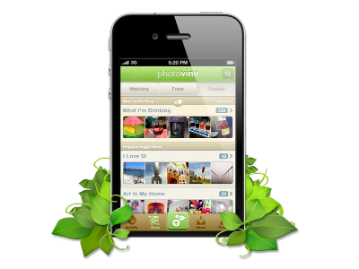 Google 照片分享服務 Photovine 正式開放,第一手試玩