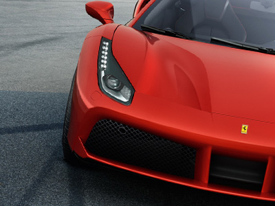 Ferrari 488 GTB來了!賓士F1車隊靠氣流稱霸2014