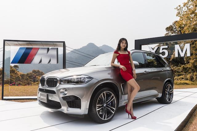 全新BMW X5 M、BMW X6 M高性能運動休旅跑車上市