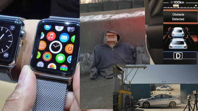 Apple Watch代替車鑰匙?有多少安全配備其實只是買心安的?
