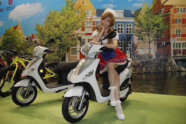 GreenTrans客製化服務:中華汽車設計製造電動自行車動力套件力拼歐洲市占率5%