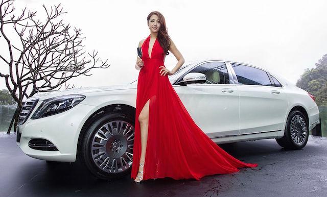 Mercedes-Maybach S-Class 撼動登台