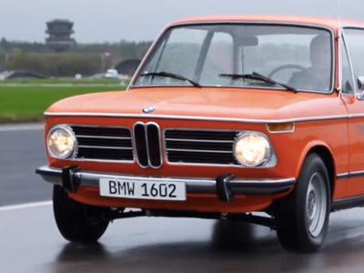 BMW早在1972年就推出過電動車:將12顆12V鉛酸電池串聯起來就對了!