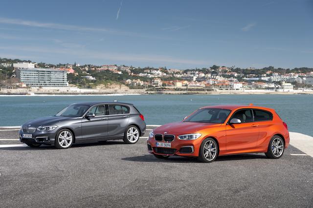 BMW 1系列預售價格公佈