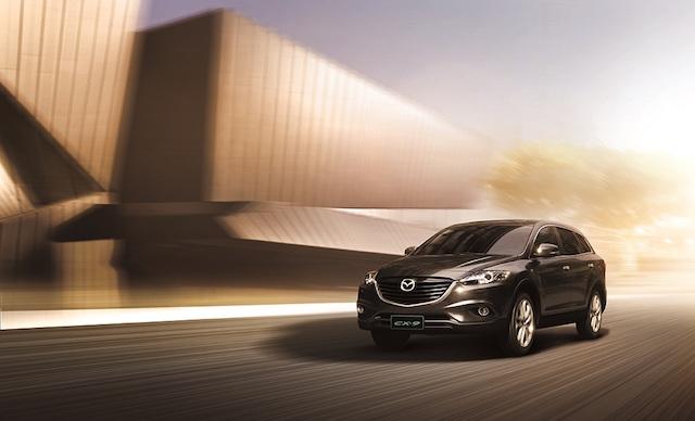 2015年式 Mazda CX-9登場