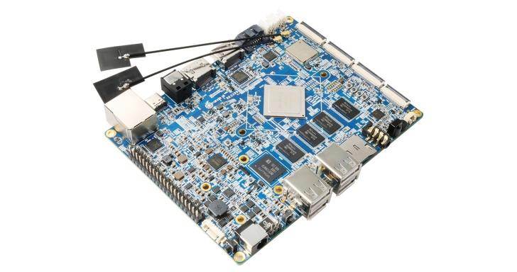 Orange Pi RK3399開發板整裝再出發,記憶體升級至4GB