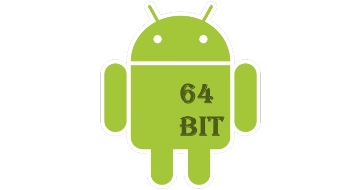 2019年8月起,Google要求新上架Android App皆需提供64bit版本