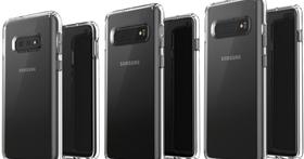 三機齊發!爆料大神曝光三星S10系列三款手機S10 E、S10、S10+外觀