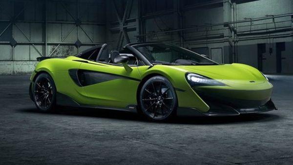 上空賽魂,McLaren 600LT Spider加速2.9秒破百,聲浪表現更直接!