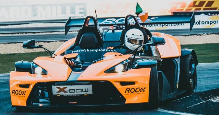 電競賽車選手Enzo Bonito上現實世界賽道挑戰世界車王爭霸賽,竟連續戰勝2位F1 E、Indy500冠軍車手