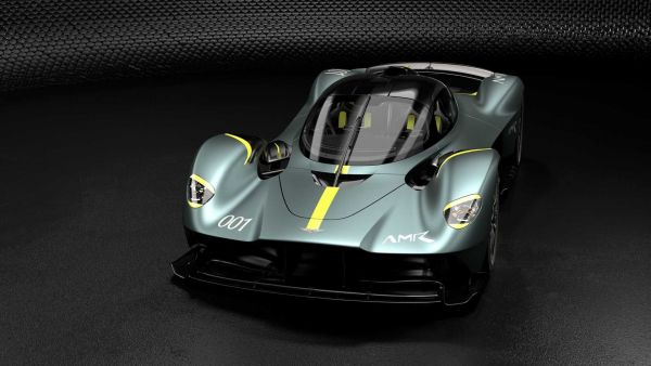 客製化賽道女武神,當Aston Martin Valkyrie遇上AMR Track Performance Pack!