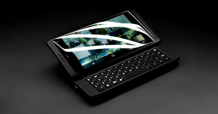 這款如Nokia N97一樣的側滑蓋全鍵盤智慧手機你會想買嗎?