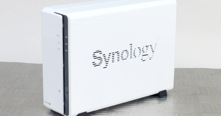 輕鬆自建個人分享雲,Synology 入門款 DS119j NAS 建立、操作、評測懶人包