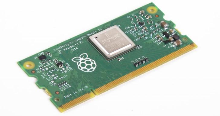 運算模組新成員,Raspberry Pi推出美金25元的Compute Module 3+