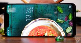 SHARP OLED 曲面螢幕 地表上最輕的旗艦級智慧手機 SHARP AQUOS zero 開箱 評測