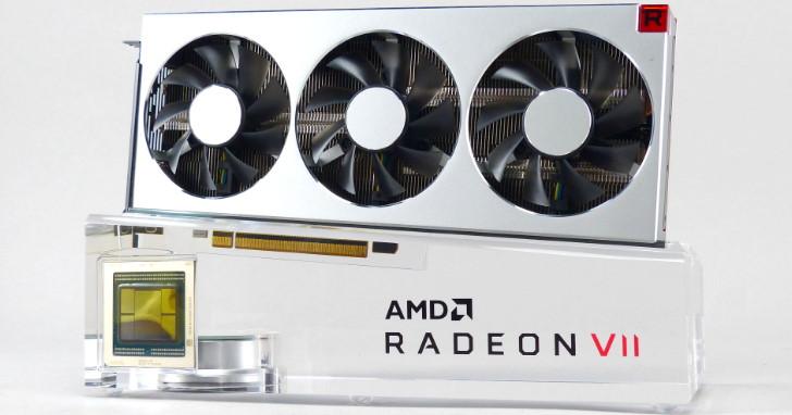 消費市場 7nm 先進製程、16GB 大容量,AMD Radeon VII 顯示卡效能實測