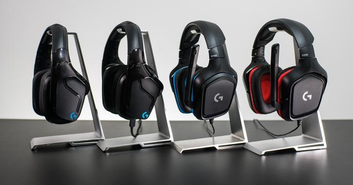 羅技發表新款 G 系列電競耳機,搭載 50 mm Pro-G 單體並強化聲光效果,預計 2 月上市