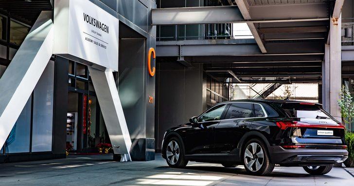 福斯集團成立「e動中心」,宣布訂定台灣電動車發展藍圖