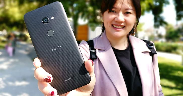 好輕好輕!全球最輕 6 吋 SHARP AQUOS zero 智慧型手機開箱/拍照成果/功能介紹/評測/心得/推薦!