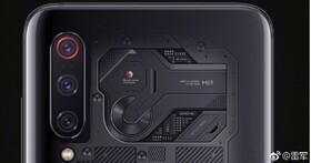 連小米9透明尊享版都秀出來了!雷軍表示:12G超大記憶體、是戰鬥天使的終極版本