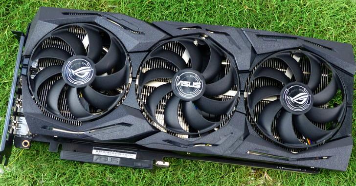 NVIDIA Turing 架構也有 GTX 版本,Asus ROG STRIX GeForce 1660 Ti 測試登場