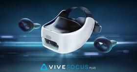 HTC 將在 MWC 發表 VIVE Focus Plus,增強 VR / 5G 功能、鎖定企業用戶 4/2 上市