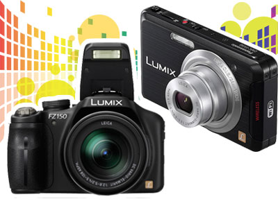 Panasonic FX90 、 FZ150 新機發佈,外加 LX5 韌體更新