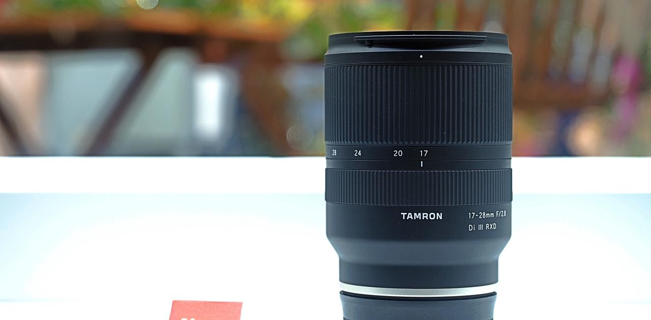 Sony FE 系統的輕便超廣角:Tamron 17-28mm F2.8 搶先在CP+展場動手玩