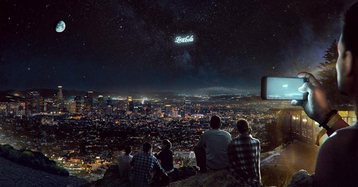 到處都廣告,連太空也不放過!俄公司計畫發射反光衛星打廣告