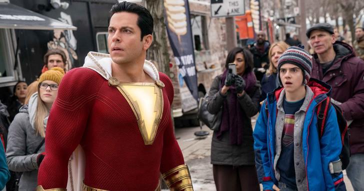 繼《水行俠》後,DC最不一樣的超級英雄《沙贊!》
