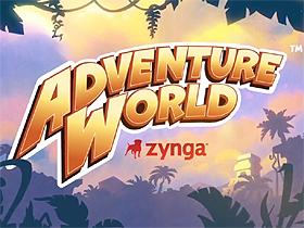 Zynga 新作《Adventure World》力抗《The Sims Social》