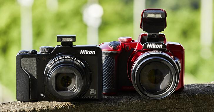 Nikon推出A1000及B600 高倍變焦美景去蕪存菁 隨拍隨傳影像社群分享
