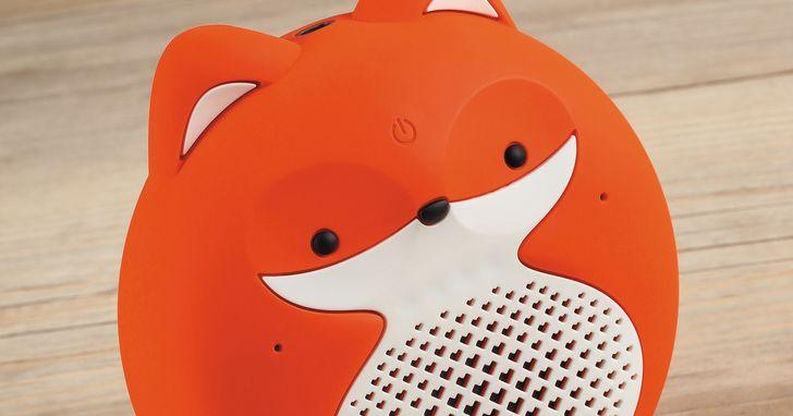 遠傳小狐狸 智慧音箱- 伴你行走天下的智慧喇叭