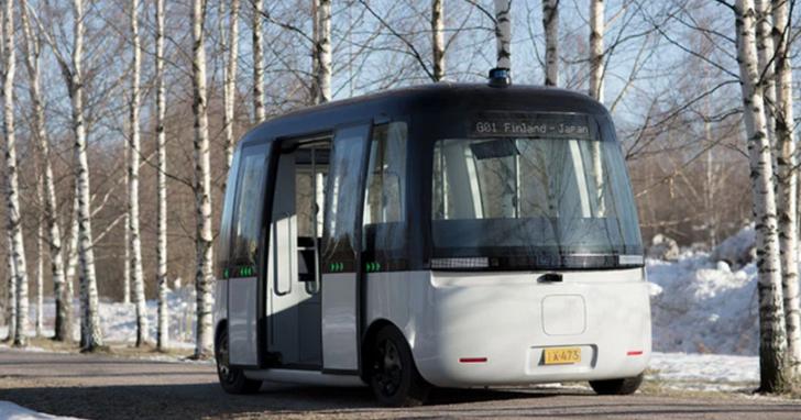 無印良品跨界設計 GACHA 自駕巴士正式亮相,無畏雨天雪地或濃霧!