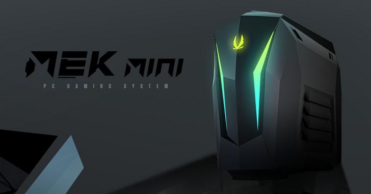 ZOTAC推出輕量級電競主機MEK MINI,搭載6核心Intel Core i7處理器