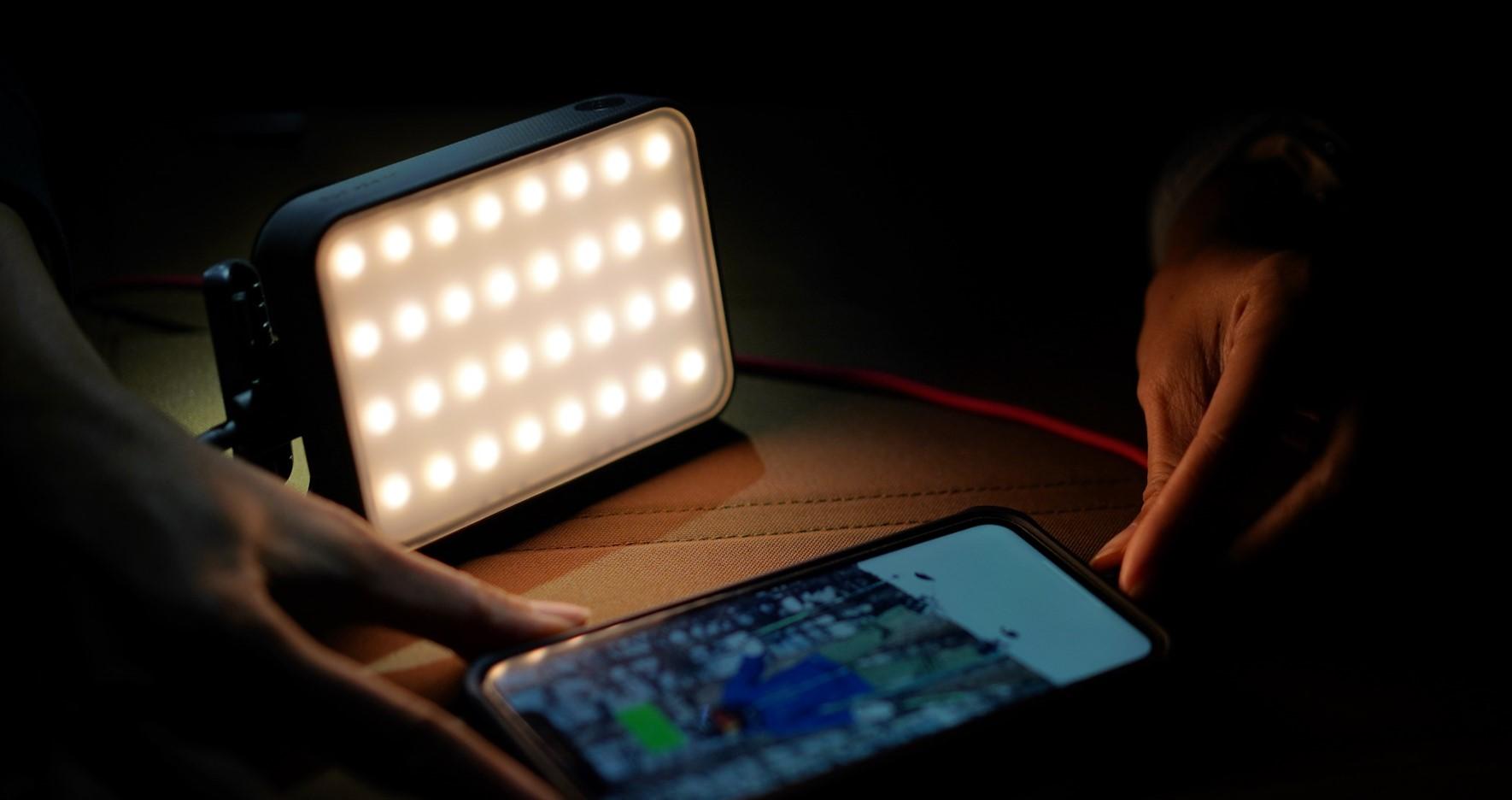 戶外探險家 TaiTai Live Wild 的 Sony LED 手提燈 CL-N810 初體驗