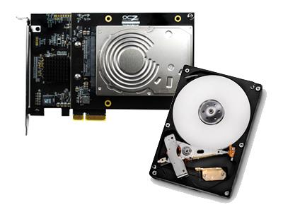 硬碟、SSD 新訊:4TB 硬碟即將上市、PCI-E 混合磁碟登場