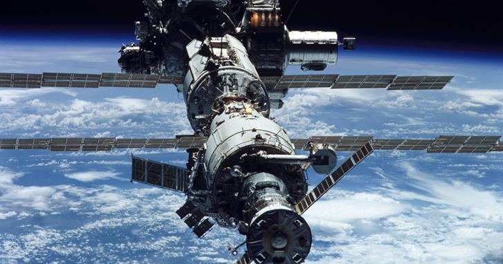 國際太空站已經被「殺不死」的細菌占領