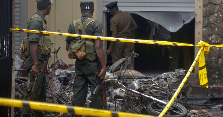 斯里蘭卡「復活節恐怖攻擊」後,當地政府為避免假消息和仇恨言論傳播,封鎖了所有網路社群媒體
